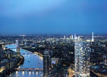 Thumbnail 3 bed flat for sale in Bondway, London