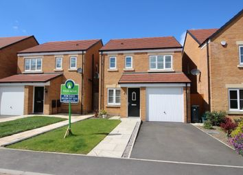 Thumbnail 3 bed detached house for sale in Brackenleigh Close, Carlisle