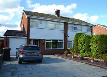 Thumbnail 3 bed semi-detached house for sale in Arlington Drive, Leigh