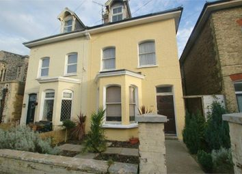 Thumbnail 1 bed flat to rent in Osborne Road, Broadstairs