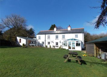 Thumbnail 3 bed detached house for sale in Minions, Liskeard, Cornwall
