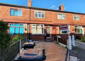 Thumbnail 2 bed terraced house to rent in Baslow Grove, Stockport