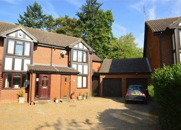 Thumbnail 3 bed semi-detached house for sale in Rectory Gardens, Hatfield, Hertfordshire