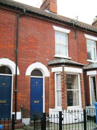 Thumbnail 2 bed terraced house to rent in Florence Road, Norwich