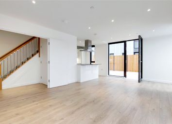 Thumbnail 3 bed maisonette to rent in Giles House, 12 Forrester Way, London