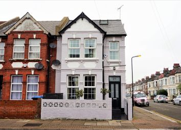 Thumbnail 4 bedroom end terrace house for sale in Balmoral Road, Willesden Green