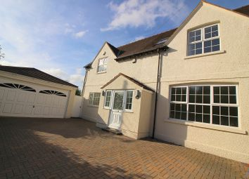 Thumbnail 4 bed semi-detached house for sale in Marshfield Road, Marshfield, Cardiff.