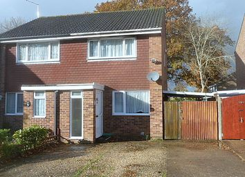 Thumbnail 2 bed semi-detached house for sale in Cambria Drive, Dibden