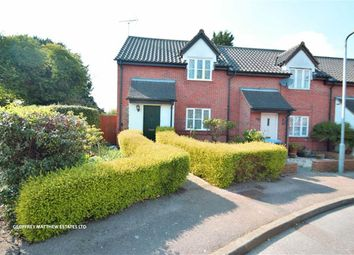 Thumbnail 2 bed end terrace house for sale in St Andrews Meadow, Harlow, Essex