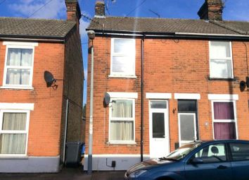 Thumbnail 2 bed property to rent in Tennyson Road, Ipswich