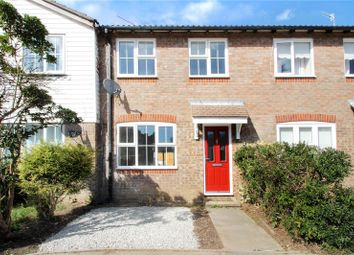Thumbnail 3 bed terraced house for sale in Wolstenbury Road, Rustington, West Sussex