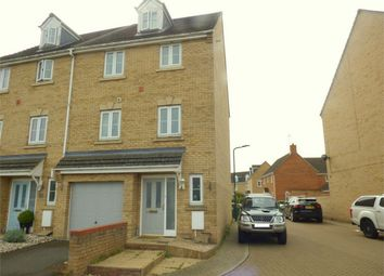 Thumbnail 6 bed end terrace house for sale in Boleyn Avenue, Peterborough, Cambridgeshire