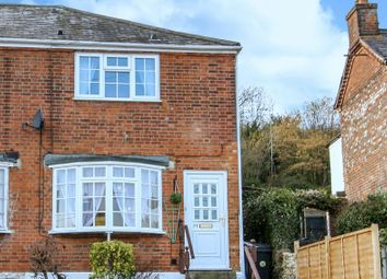 Thumbnail 3 bed end terrace house for sale in Wycombe Lane, Wooburn Green, High Wycombe