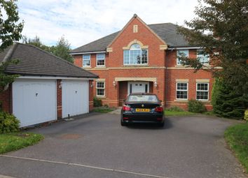 Thumbnail 5 bed detached house for sale in Wilkes Way, Syston