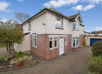 Thumbnail 4 bedroom detached house for sale in Causey Lane, Pinhoe, Exeter