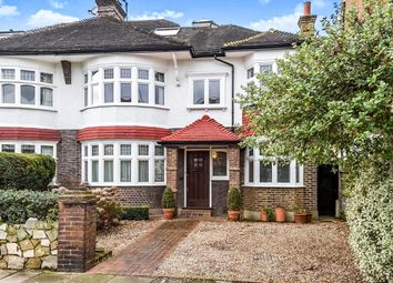 Thumbnail 5 bedroom semi-detached house for sale in Sheen Lane, London