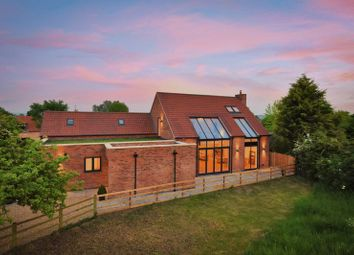 Thumbnail 5 bed detached house for sale in Village Street, Owthorpe, Nottingham