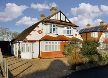 3 bed semi-detached house for sale in Chadacre Road, Stoneleigh, Surrey KT17