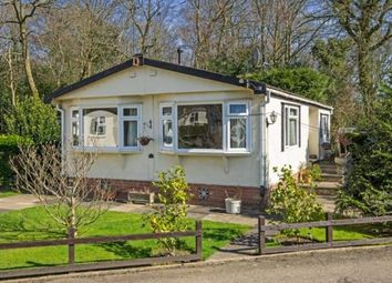 Thumbnail 2 bed mobile/park home for sale in Oak Tree Farm, Juggins Lane, Earlswood, Solihull
