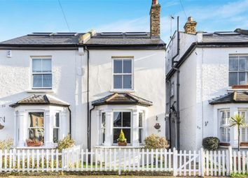 Thumbnail 5 bed semi-detached house for sale in Thorpe Road, Kingston Upon Thames
