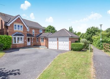 4 bed detached house for sale in Shortfield Close, Balsall Common, Coventry CV7