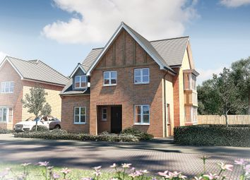 "Thumbnail 4 bed detached house for sale in ""The Malham"" at Pershore Road, Evesham"