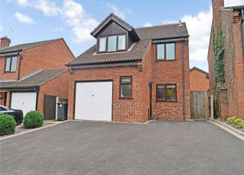 Thumbnail 4 bed detached house for sale in St. Marys Close, Burton-On-The-Wolds, Loughborough, Leicestershire