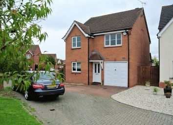 Thumbnail 3 bed detached house for sale in Paygrove Lane, Longlevens, Gloucester