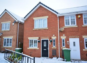 Thumbnail 2 bedroom mews house for sale in Wensleydale Gardens, Thornaby, Stockon-On-Tees