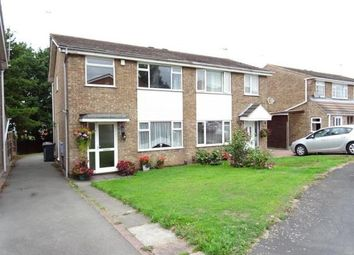 Thumbnail 3 bed semi-detached house to rent in Barr Crescent, Whitwick, Coalville, Leicestershire