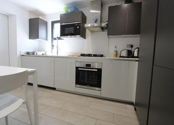 Thumbnail 4 bed flat to rent in Eardley Road, Tooting
