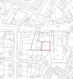 Thumbnail Land for sale in Main Street, Baillieston, Glagsow