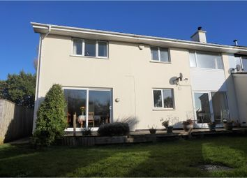 Thumbnail 5 bedroom end terrace house for sale in Rea Barn Close, Brixham