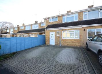 Thumbnail 3 bed terraced house for sale in Dart Road, Farnborough, Hampshire