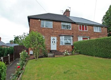 Thumbnail 3 bed semi-detached house for sale in Ransom Road, Mapperley, Nottingham