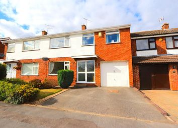Thumbnail 4 bed semi-detached house for sale in Lee Rise, Ratby, Leicester