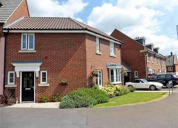 Thumbnail 3 bedroom semi-detached house for sale in Lord Nelson Drive, Norwich