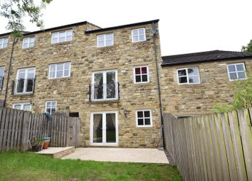 Thumbnail 3 bed town house for sale in Rushy Fall Meadows, Keighley