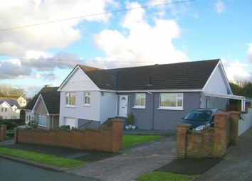 Thumbnail 3 bed detached bungalow for sale in Romilly Crescent, Milford Haven, Hakin