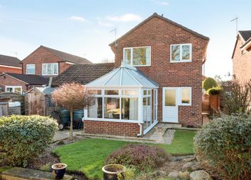Thumbnail 3 bed detached house for sale in St. Olaves Close, Ripon