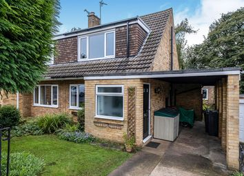 Thumbnail 3 bed semi-detached house for sale in Devonshire Drive, North Anston, Sheffield, South Yorkshire