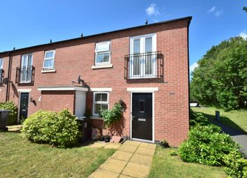 2 bed end terrace house for sale in Danbury Place, Humberstone, Leicester LE5