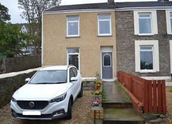 Thumbnail 3 bed end terrace house for sale in Springfield Terrace, Baglan, Port Talbot, Neath Port Talbot.