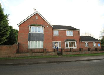 Thumbnail 5 bed detached house to rent in Lutterworth Road, Walcote, Lutterworth