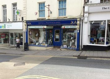 Thumbnail Retail premises for sale in 10, High Street, Bideford, Devon