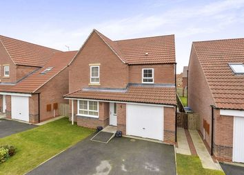Thumbnail 4 bedroom detached house for sale in West Garth, Cayton, Scarborough