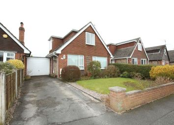Thumbnail 3 bed detached house for sale in Birch Avenue, Knypersley, Biddulph