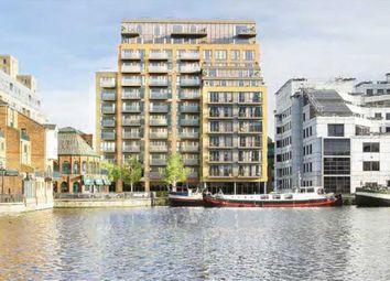 Thumbnail 1 bedroom property for sale in Dockside, London