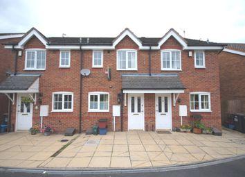 Thumbnail 2 bed terraced house for sale in Meynellfield, Loggerheads, Market Drayton