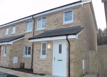 Thumbnail 2 bed end terrace house for sale in Brunel Wood, Uper Bank, Pentrechwyth